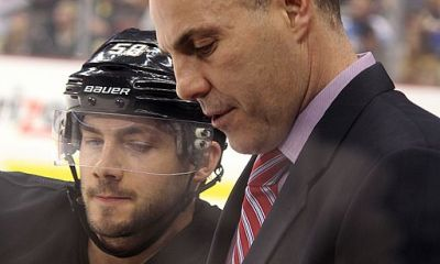 Pittsburgh Penguins Rick Tocchet