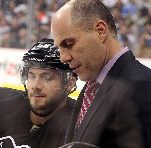 Pittsburgh Penguins Rick Tocchet