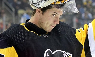 Pittsburgh Penguins Tristan Jarry