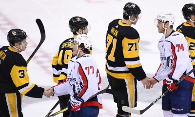 Pittsburgh Penguins Washington Capitals