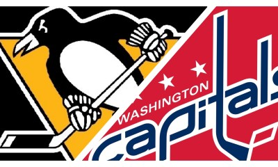 Pittsburgh Penguins game vs. Washington Capitals NHL Return