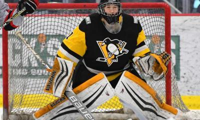 NHL Draft prospect Aidan Campbell