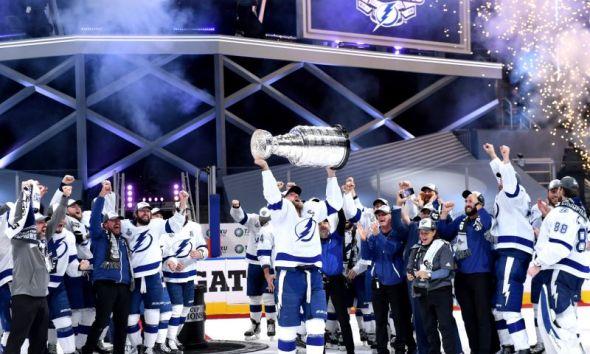 NHL trade rumors, Tampa Bay Lightning Stanley Cup