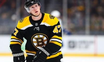 NHL trade bock Torey Krug