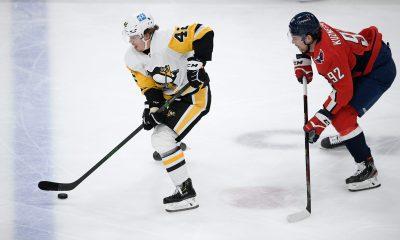 Pittsburgh Penguins Kasperi Kapanen