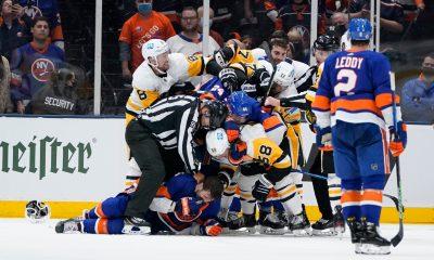 Pittsburgh Penguins, New York Islanders, NHL playoffs, Game 3