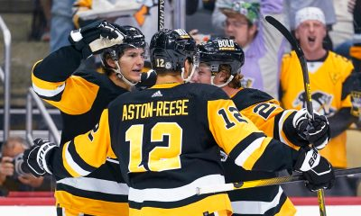 Pittsburgh Penguins sellout over