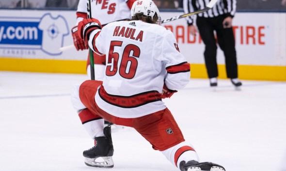 NHL trade, free agent target Erik Haula