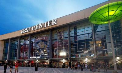 Pittsburgh Penguins Game vs. Florida Panthers BB&T Arena