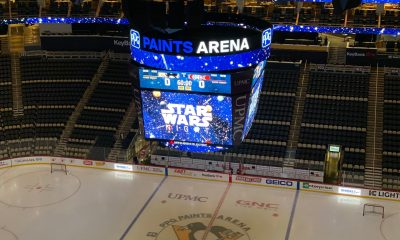 Coronavirus pause: Pittsburgh Penguins Game vs. Montreal Canadiens