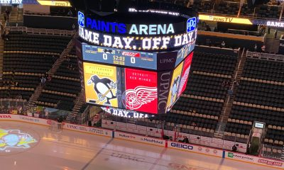 Pittsburgh Penguins Game vs. Detroit Red Wings