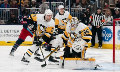 Pittsburgh Penguins Jack Johnson Tristan Jarry