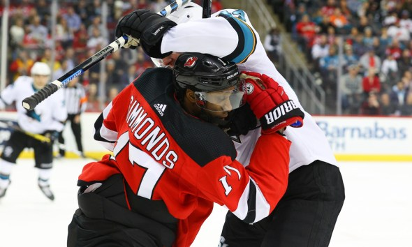 Wayne Simmonds Pittsburgh Penguins Trade Deadline Target