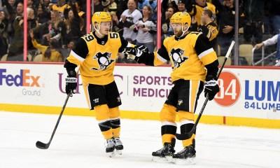 Jake Guentzel, Alex Galchenyuk Pittsburgh Penguins