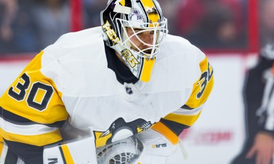Matt Murray Pittsburgh Penguins trade