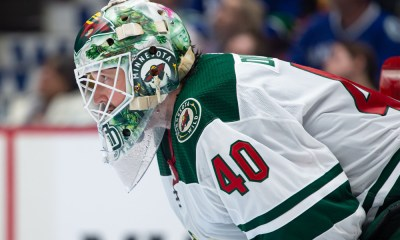 NHL trade talk, Minnesota Wild Devan Dubnyk