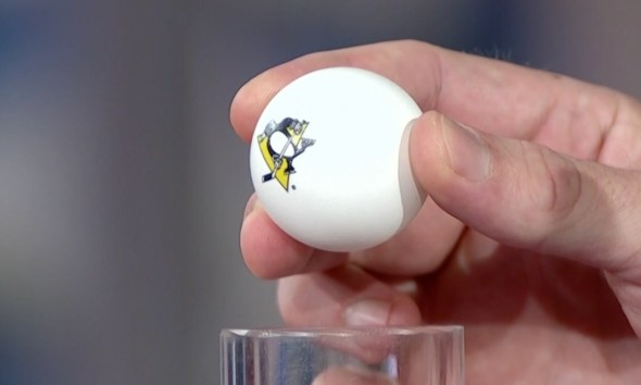 Pittsburgh Penguins NHL Draft Lottery Alexis Lafreniere