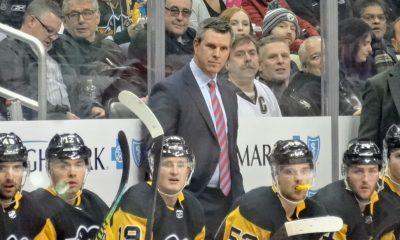 Mike Sullivan Pittsburgh Penguins