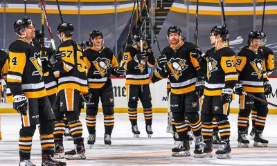 Pittsburgh Penguins Report Card Philadelphia Flyers