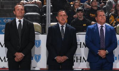 Pittsburgh Penguins, Sergei Gonchar, Mark Recchi, Jacques Martin