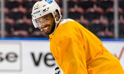 Pittsburgh Penguins, P.O. Joseph