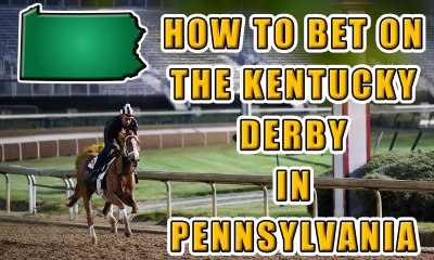 how to bet kentucky derby in PA