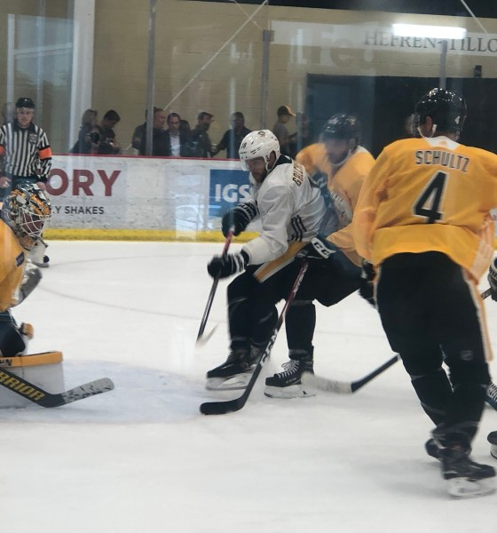 Pittsburgh Penguins Training Camp Scrimmage Alex Galchenyuk