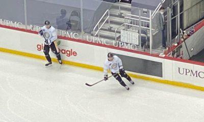 Pittsburgh Penguins evgeni malkin, kasperi kapanen