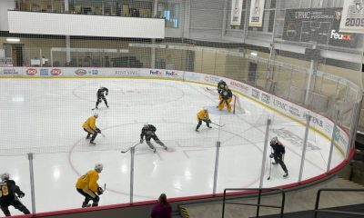 Pittsburgh Penguins practice