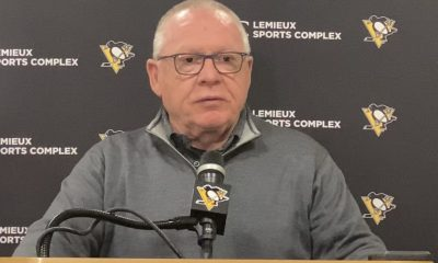 Pittsburgh Penguins Trade Deadline Day Jim Rutherford