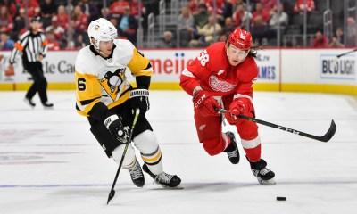 John Marino Pittsburgh Penguins