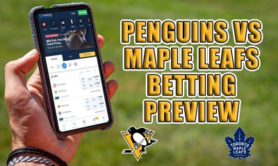 Penguins vs. Maple Leafs Betting