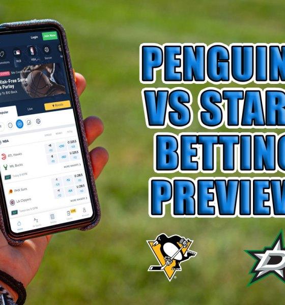 Penguins vs. Stars Betting