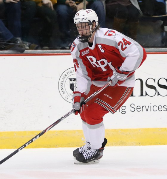 William Reilly RPI Pittsburgh Penguins Prospects