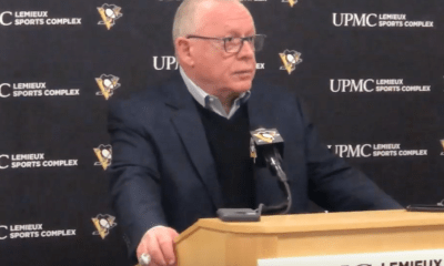 NHL Return Pittsburgh Penguins trade; GM Jim Rutherford NHL trade rumors