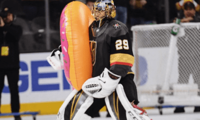 NHL trade rumors Marc Andre Fleury