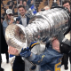 Laila St. Louis Blues Stanley Cup Celebration