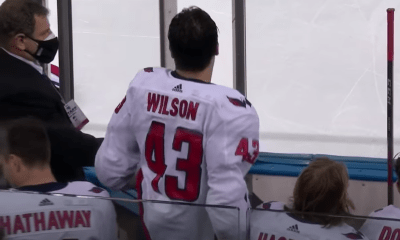 PIttsburgh penguins, tom wilson, washington capitals