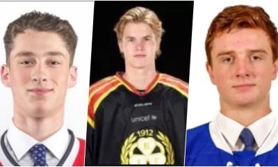 Penguins Draft: Philip Tomasino, Victor Soderstrom, Thomas Harley