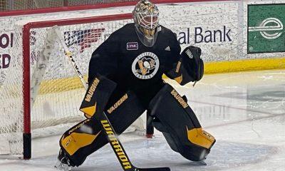 Tristan Jarry, Pittsburgh Penguins