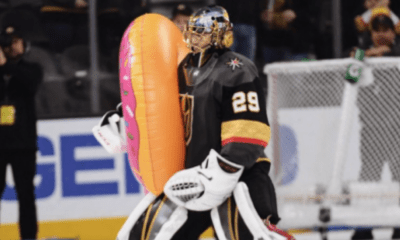 NHL trade rumors Marc-Andre Fleury