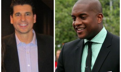 Pittsburgh Penguins GM Search: Dee Rizzo (left) and Kevin Weekes