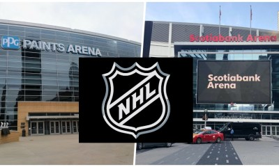Pittsburgh Penguins, Toronto Maple Leafs, NHL playoffs, NHL hub Cities