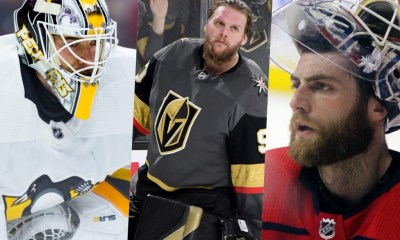 Pittsburgh Penguins trade, Matt Murray, Robin Lehner, Braden Holtby