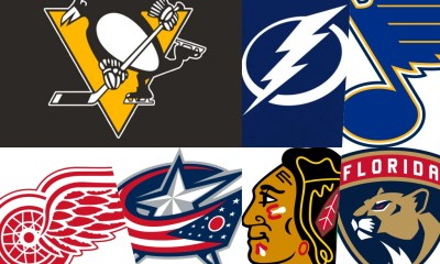 Pittsburgh Penguins new divisions