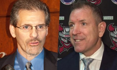 Pittsburgh Penguins GM Search, Ron Hextall, Tom Fitzgerald