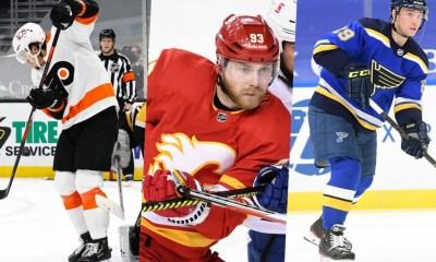 NHL Trade block, Travis Konecny, Sam Bennett, Vince Dunn