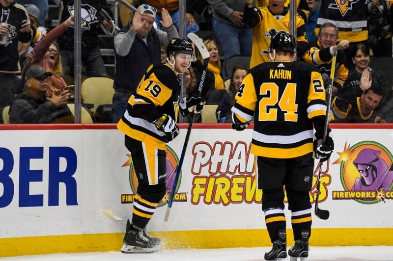 Penguins Win 5 Straight, Letang Beaut Beats Dallas