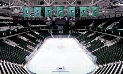 NHL return Ralph Engelstad Arena