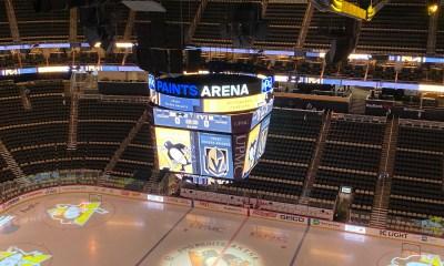 Pittsburgh Penguins game vs. Vegas Golden Knights